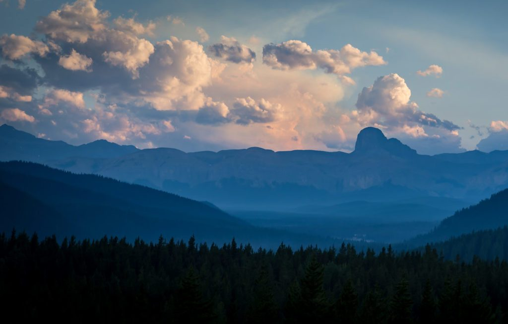 Mountain photography - Alberta
