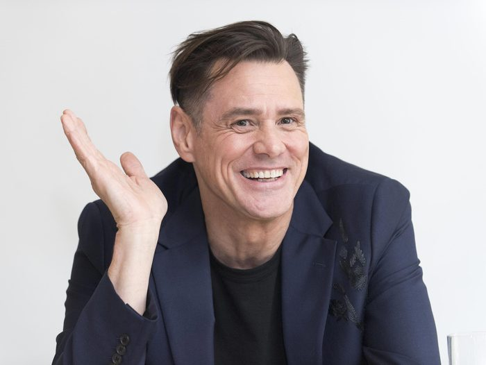 Photo Call with Jim Carrey, Beverly Hills, USA - 04 Sep 2018