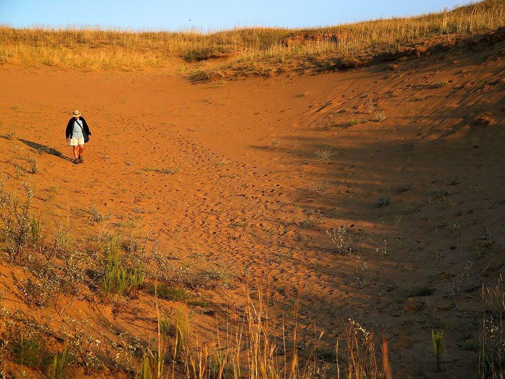 Roadside attractions across Canada - Spirit Sands