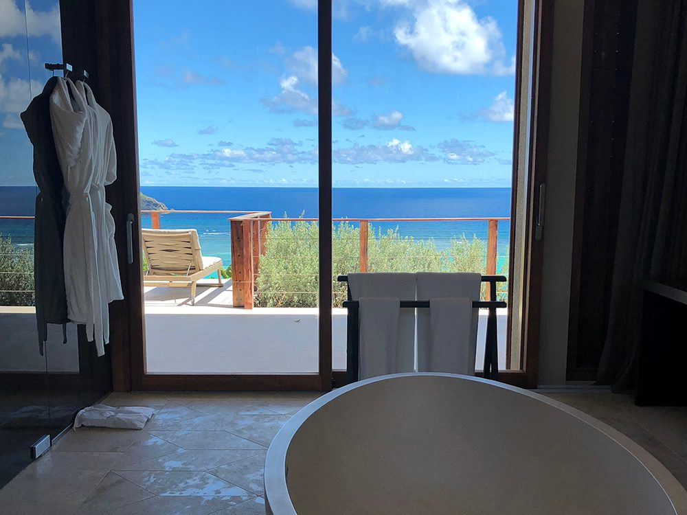 St. Vincent and the Grenadines - Mandarin Oriental Resort