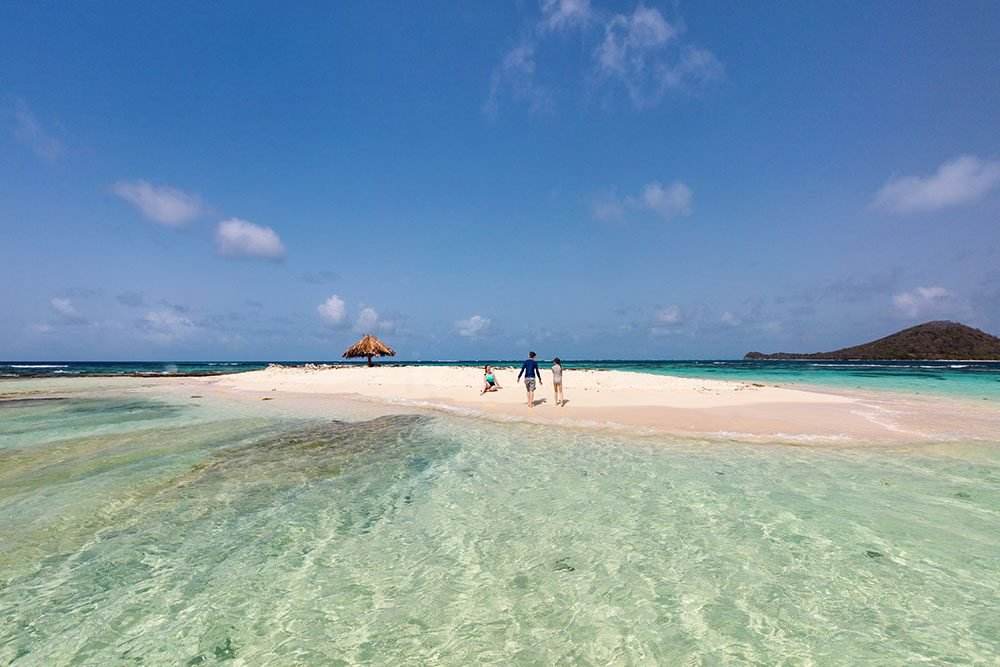 St. Vincent and the Grenadines - Palm Island Resort