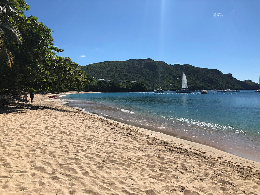 St. Vincent and the Grenadines - Princess Margaret Beach