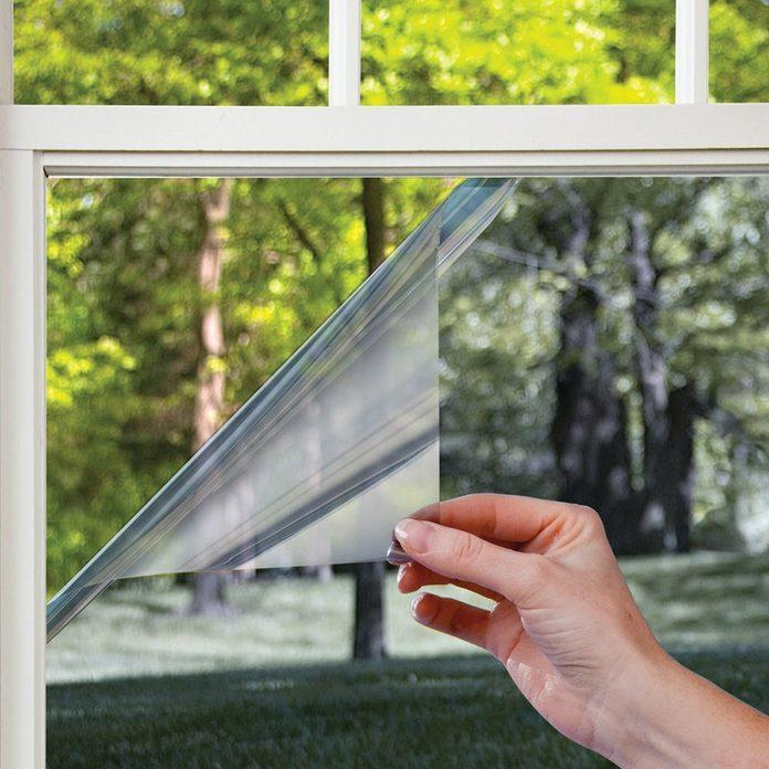 Insulated window films