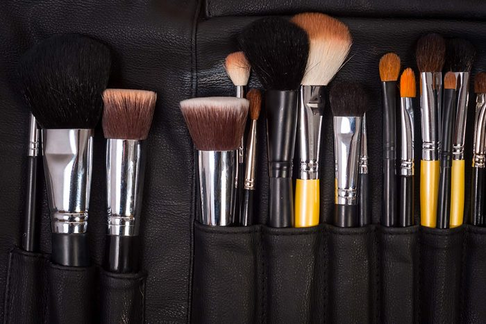 Items You Don't Wash Enough - makeup-brushes