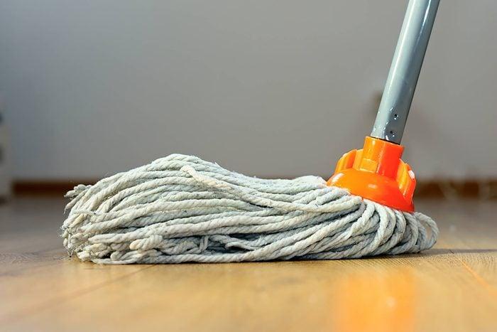 Items You Don't Wash Enough - Mop