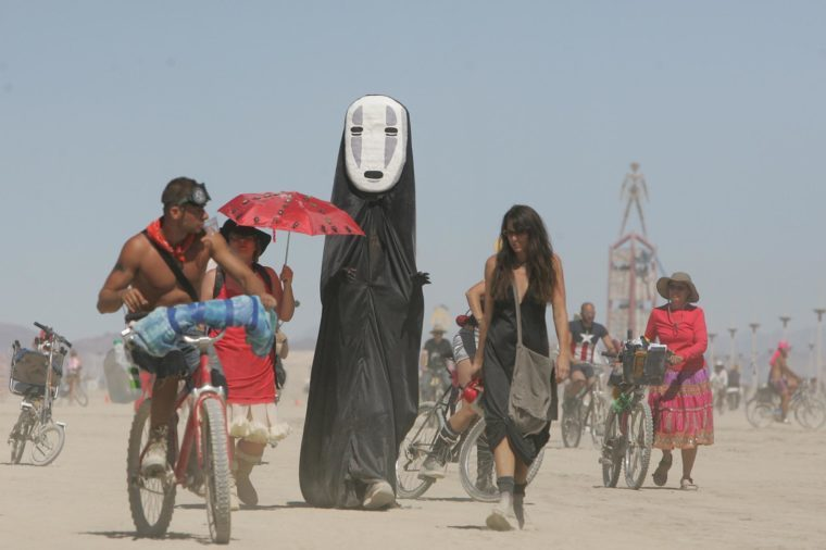 Burning Man, Gerlach, USA