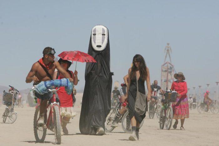Burning Man, Gerlach, USA