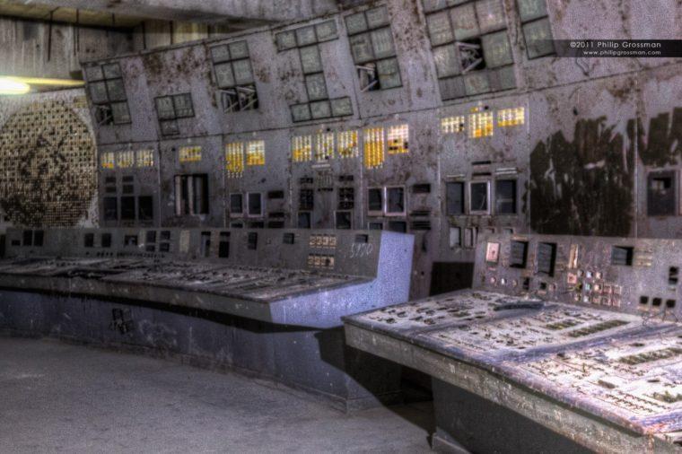 control room 4 chernobyl