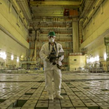 This Is What the Chernobyl Disaster Site Looks Like Now