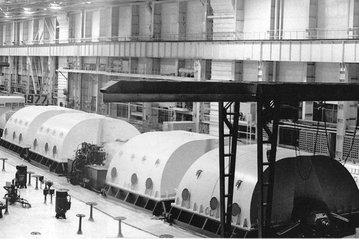 turbine Chernobyl