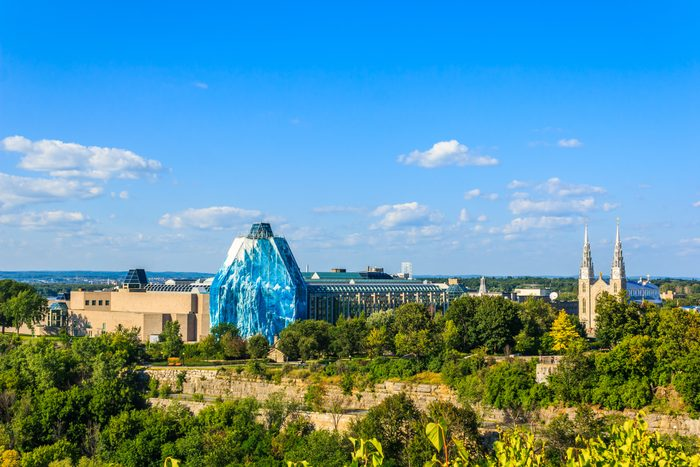 Canada tourist attractions - National gallery of Canada