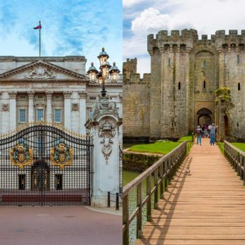 What's the Difference Between a Castle and a Palace?