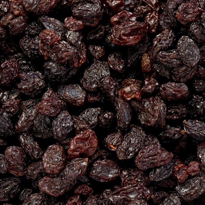 Background texture of several dried currants.; Shutterstock ID 251317531; Job (TFH, TOH, RD, BNB, CWM, CM): TOH