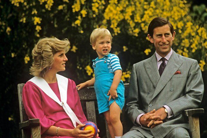prince william princess diana charles