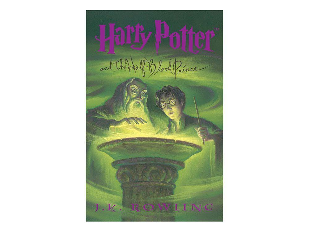 Harry Potter real life - Half Blood Prince