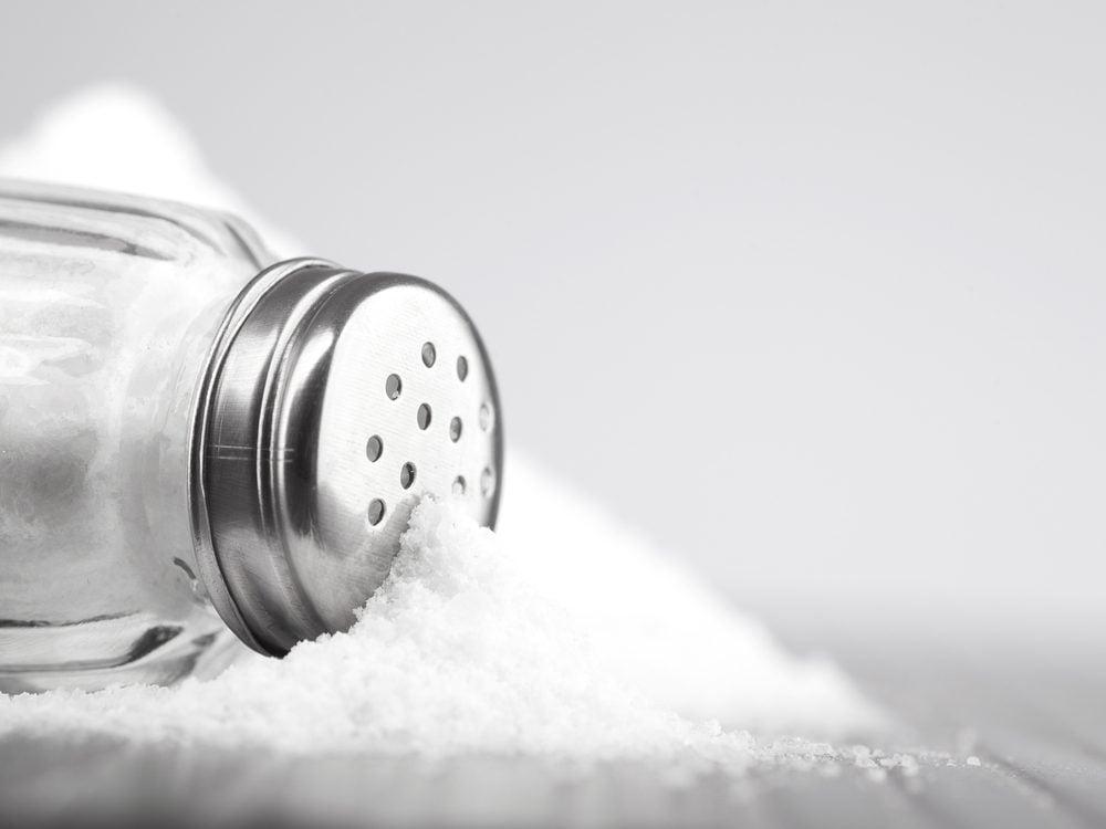 heart health salt