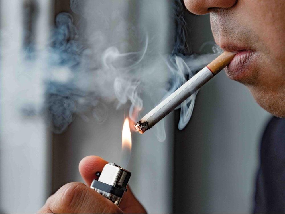 heart health smoking