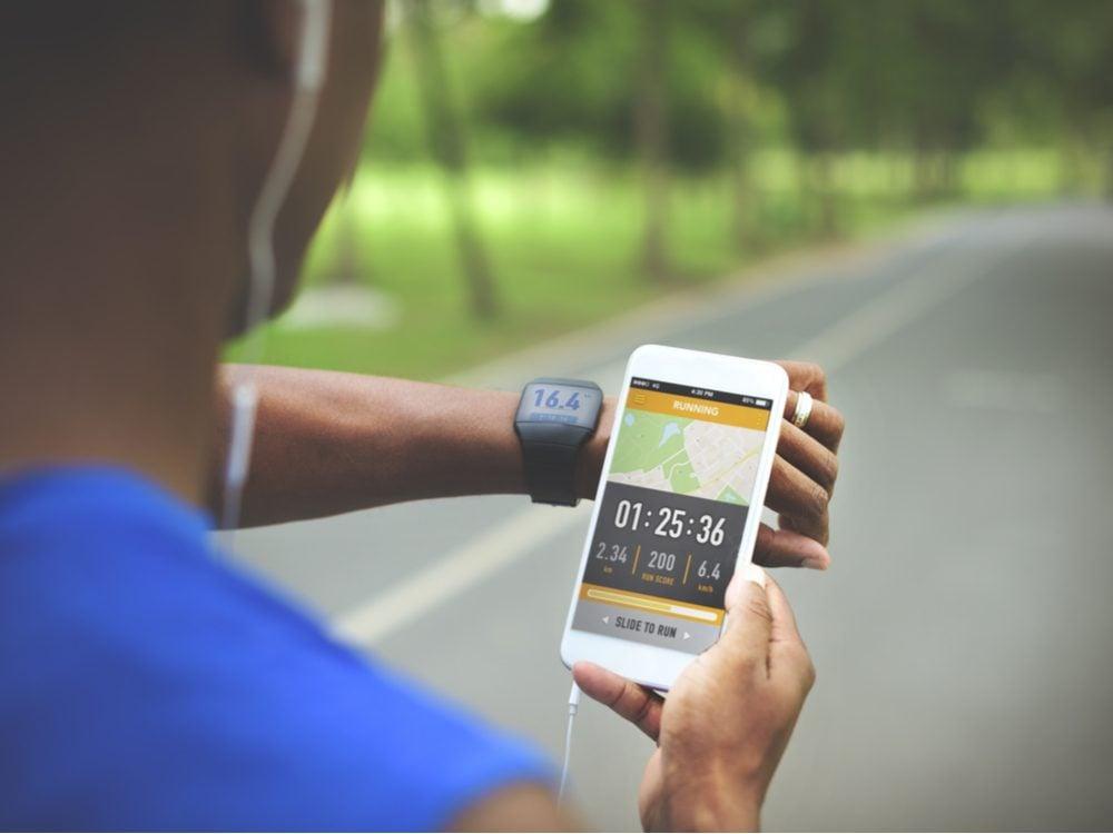 heart health fitness tracker