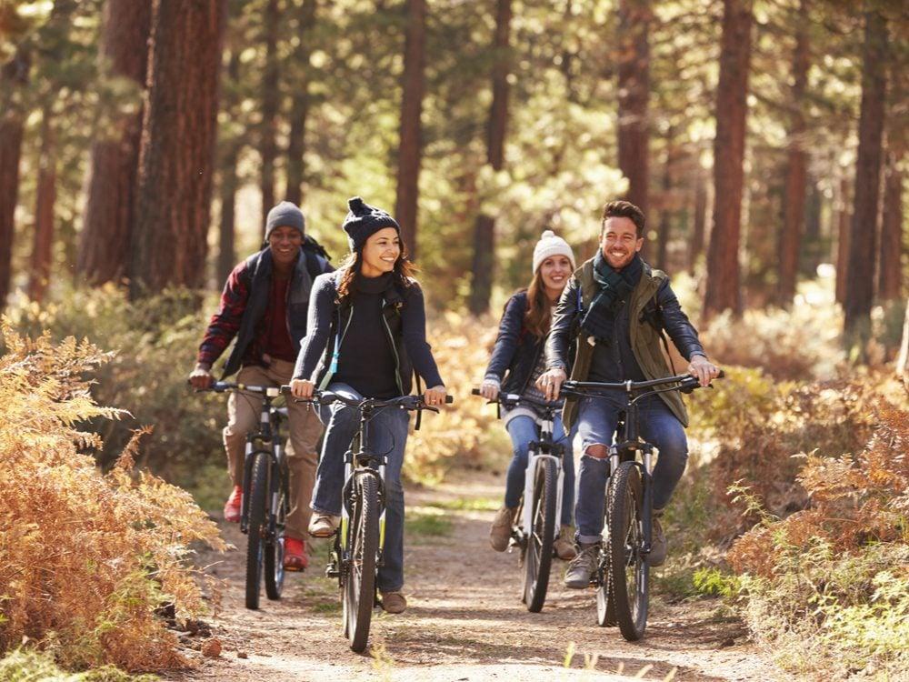 heart health bike ride