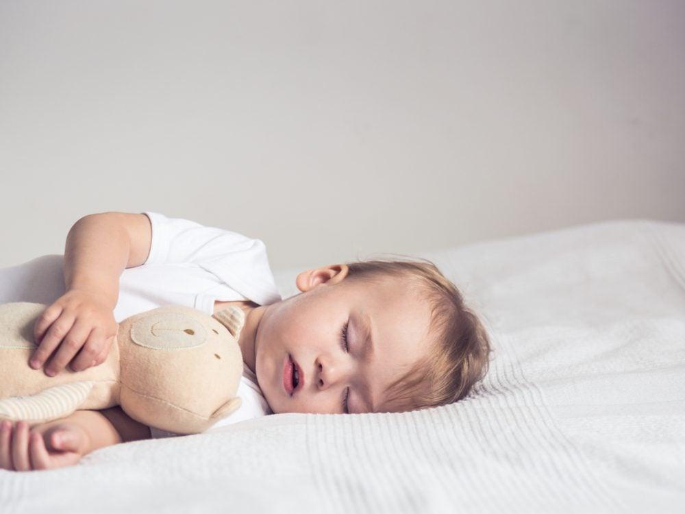 heart health sleep like a baby