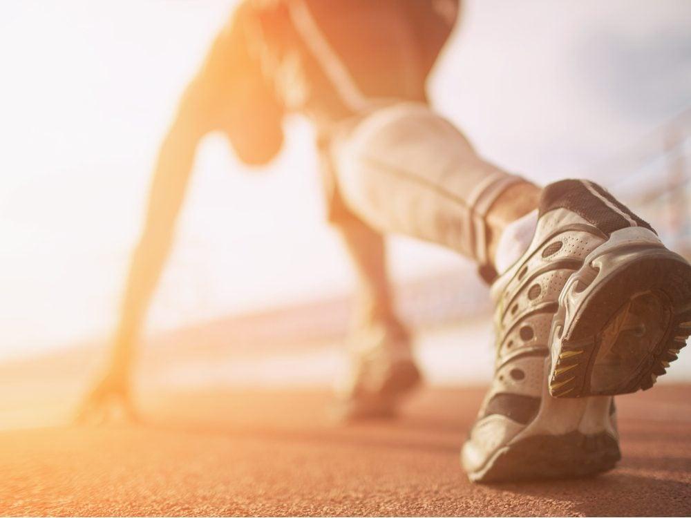heart health running