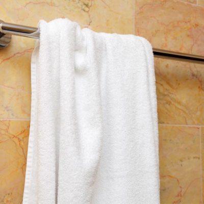How often you should wash bath towels