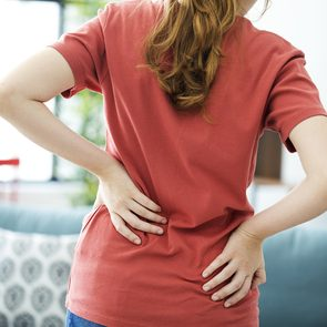 Medical mystery - young woman with lower back pain