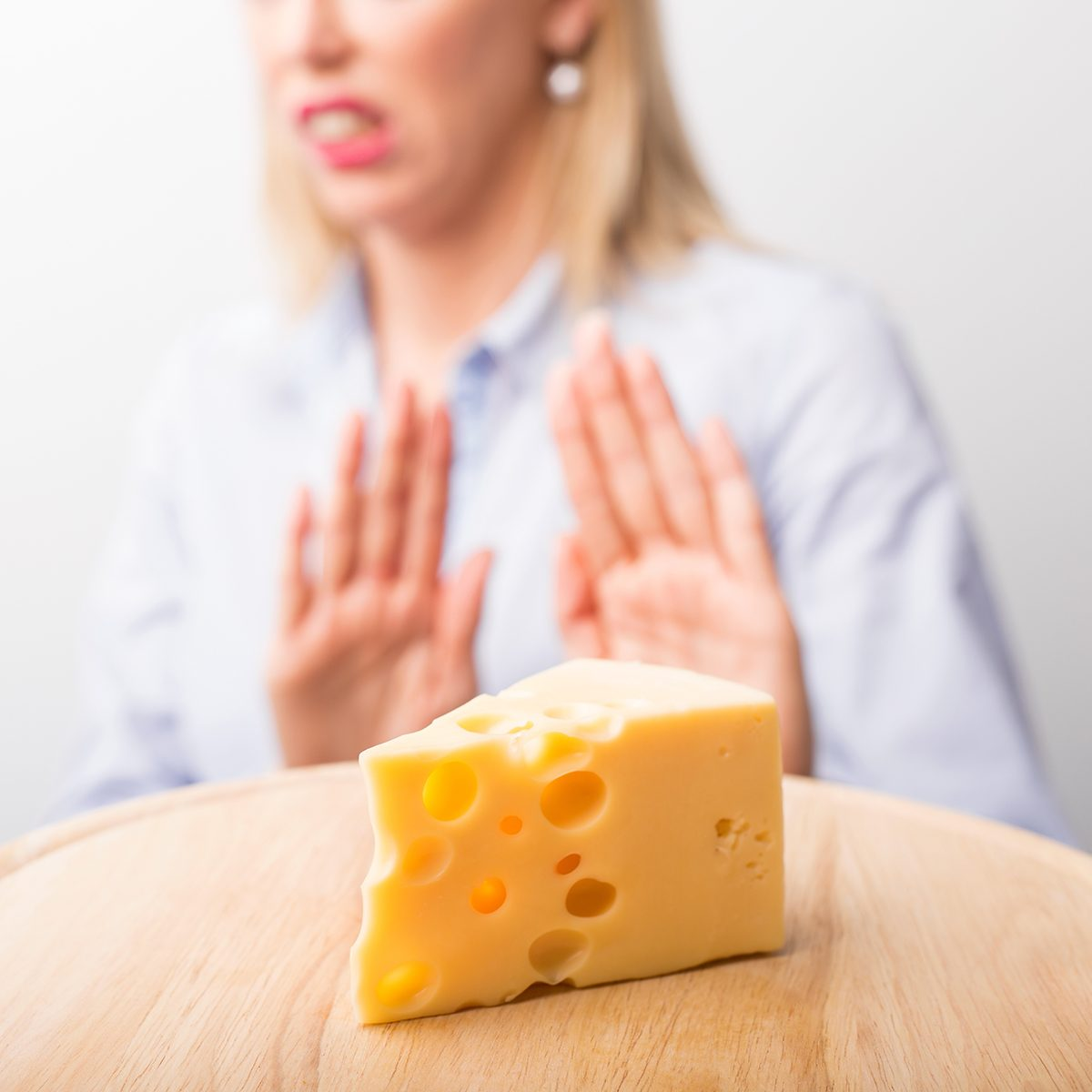 Cheese allergies