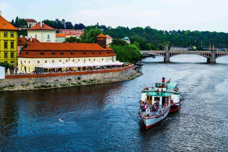 Prague travel, Czech Republic - 10 Aug 2018