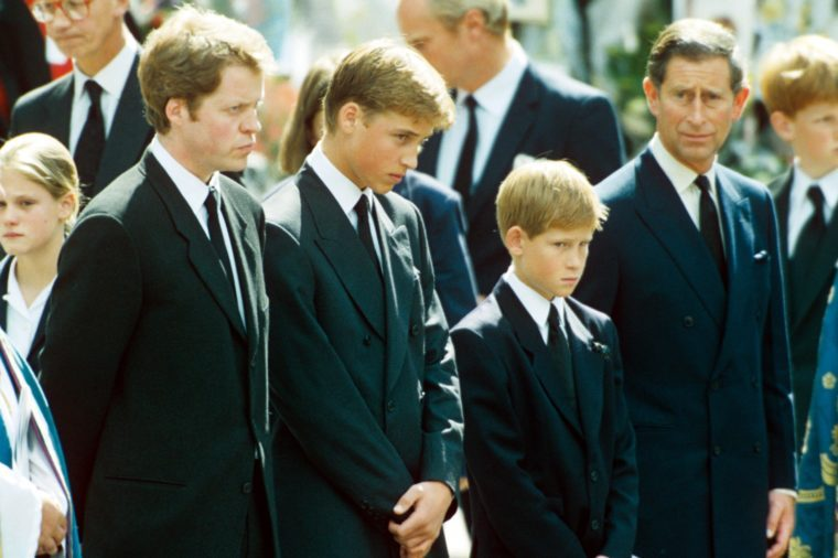 Princess Diana Funeral, London, Britain - 06 Sep 1997
