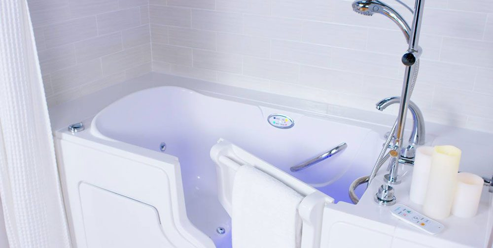 Safe Step Tubs