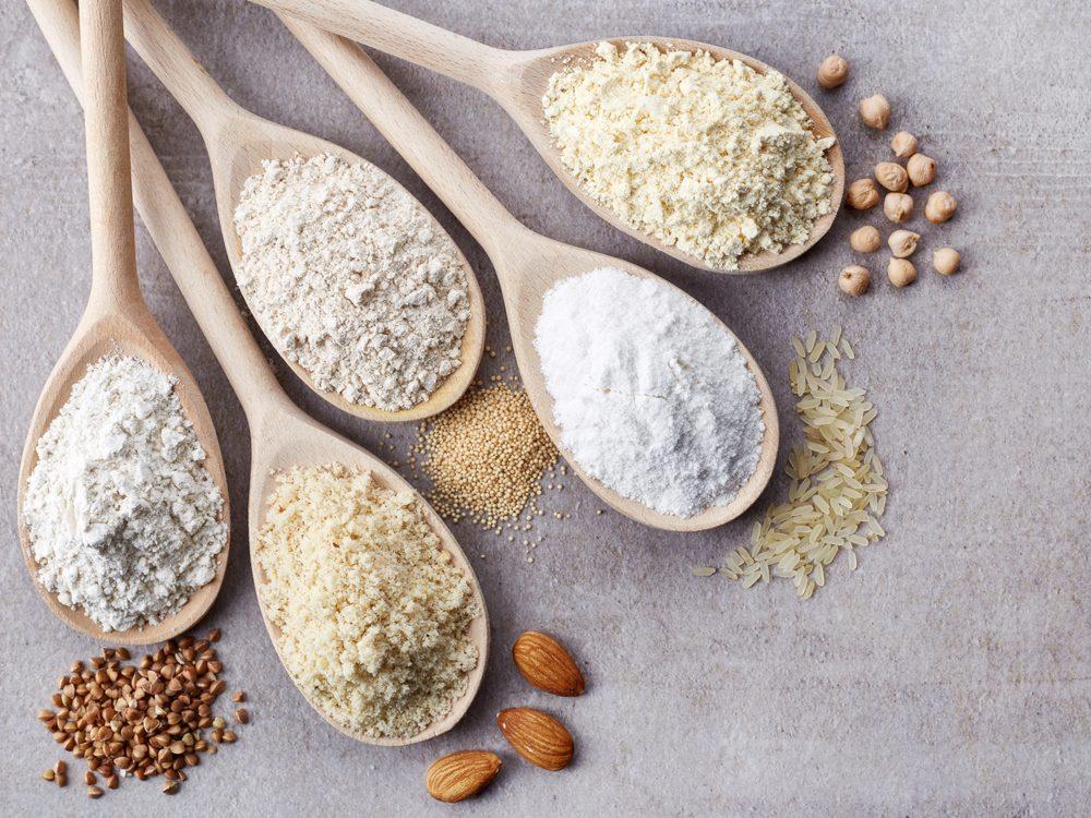 special diet gluten free flour