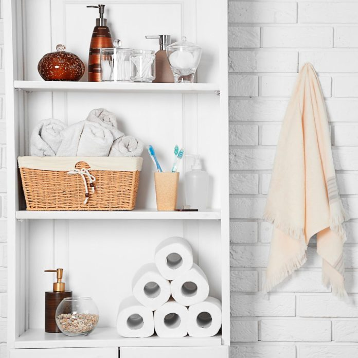 Decorating Tricks That Make a Big Impact in a Small Bathroom