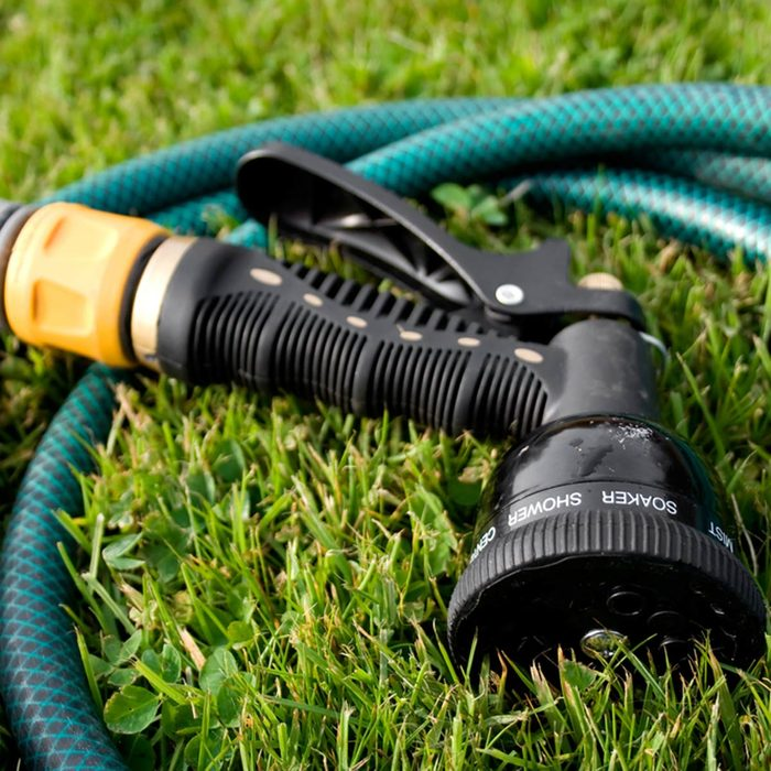 Seal a hose