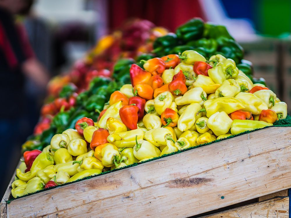 Things to do in Calgary - Calgary Farmers' Market