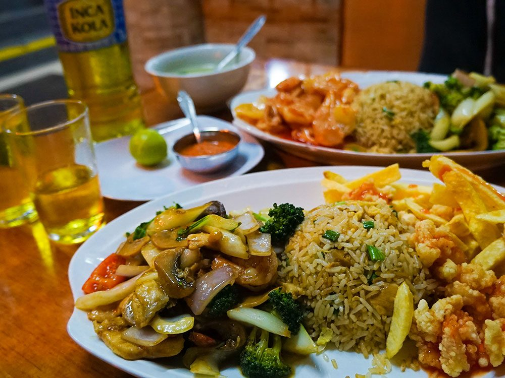 Things to Do in Lima - Chinese restaurants