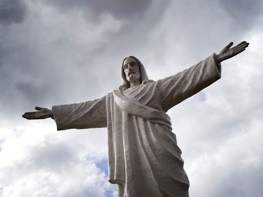 Things to Do in Peru - Christo Blanco statue in Cusco