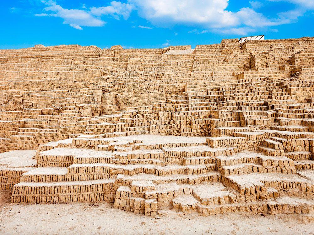 Things to Do in Peru - Huaca Pucllana