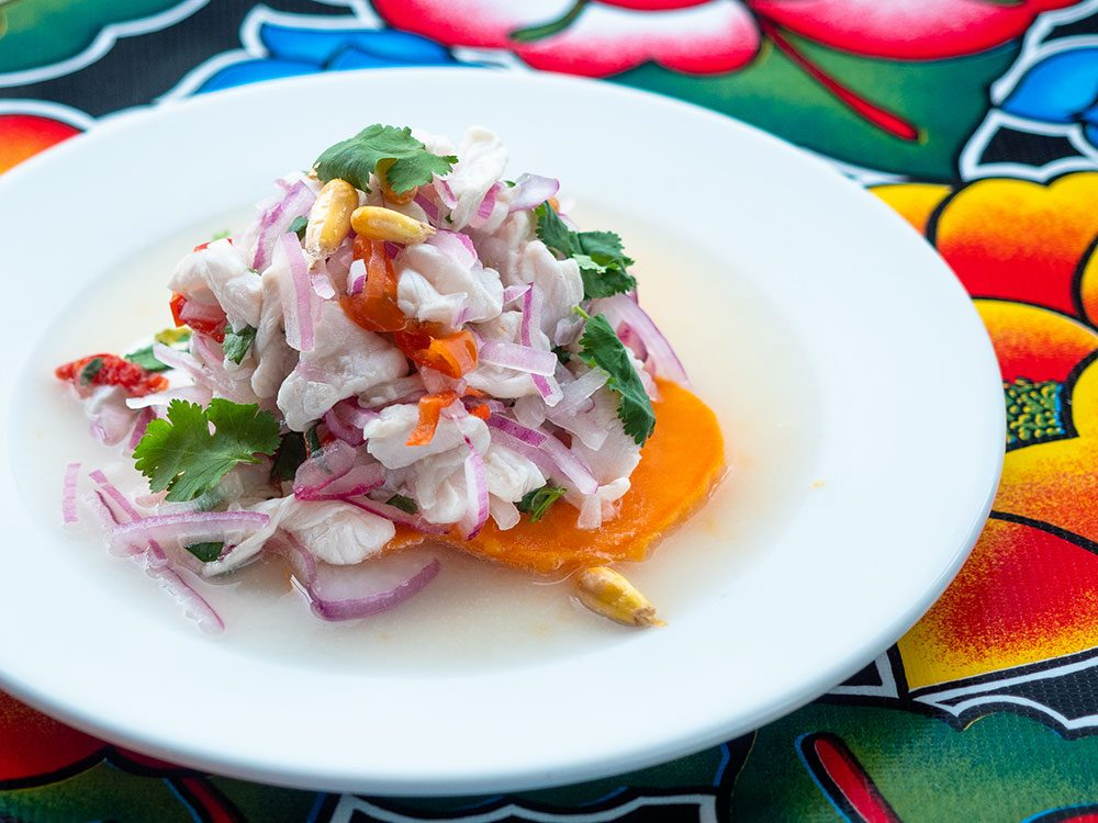 Things to Do in Peru - Learn how to make ceviche