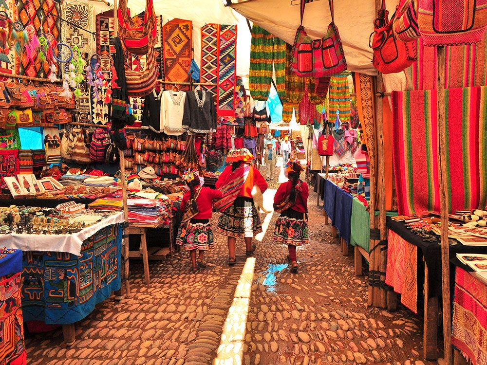 Things to Do in Peru - Mercado de Pisac