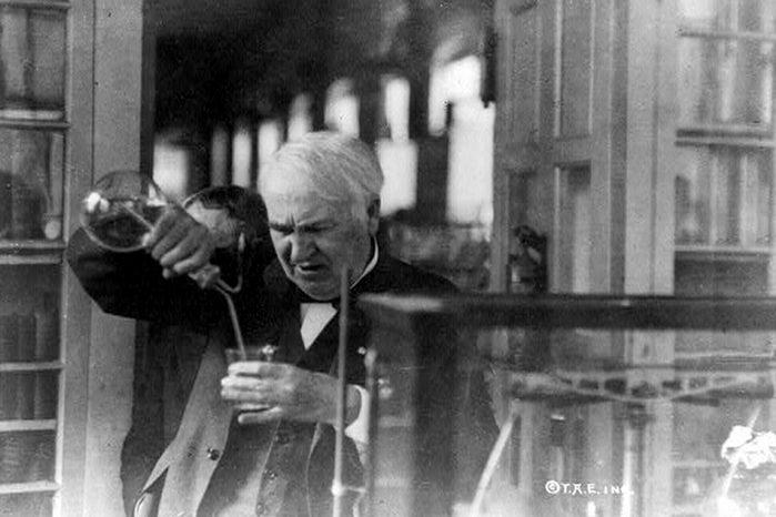 Thomas Edison inventions