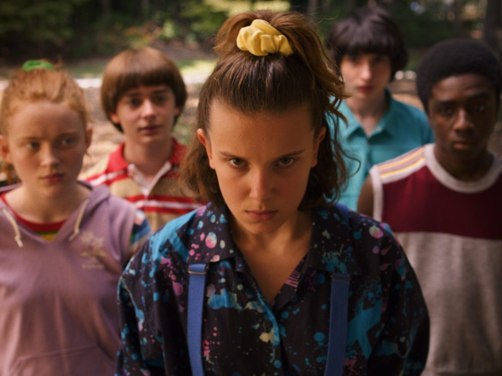 Stranger Things television series
