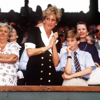 13 Rarely Seen Photos of Prince William with Princess Diana
