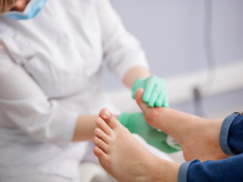 13 things foot doctor