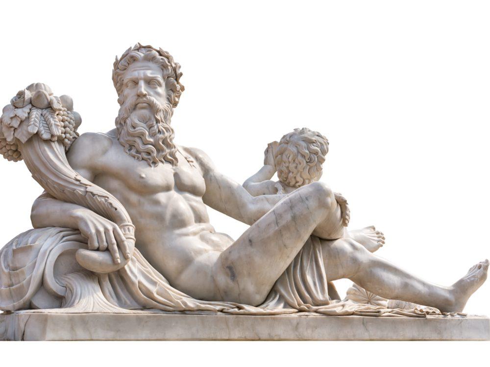 13 things Greek statue