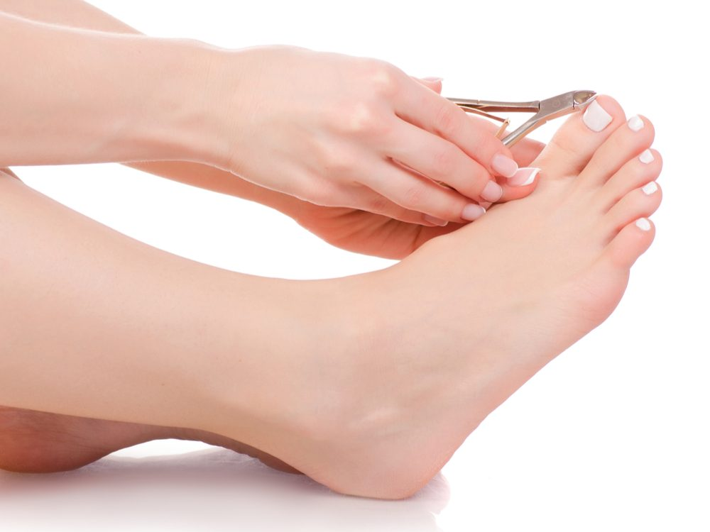 13 things feet nail clippers