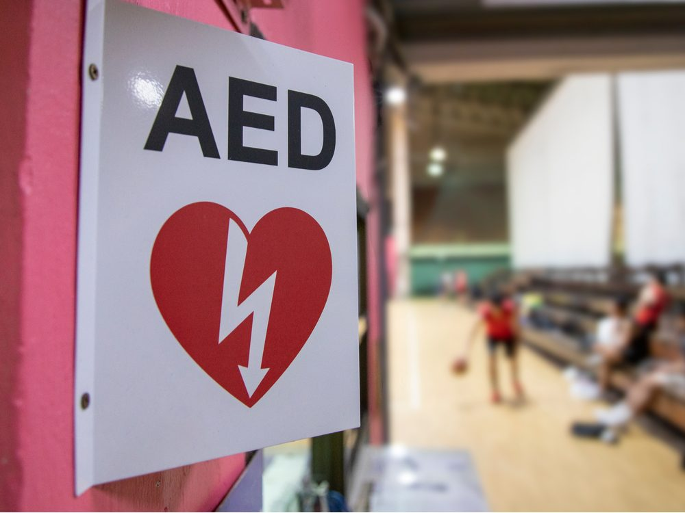 13 things paramedic AED
