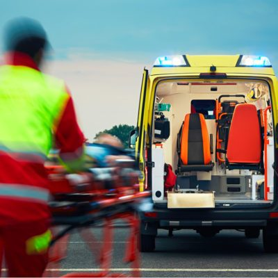13 things paramedics in action