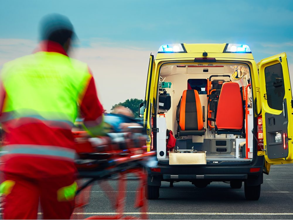 13 things paramedics in action