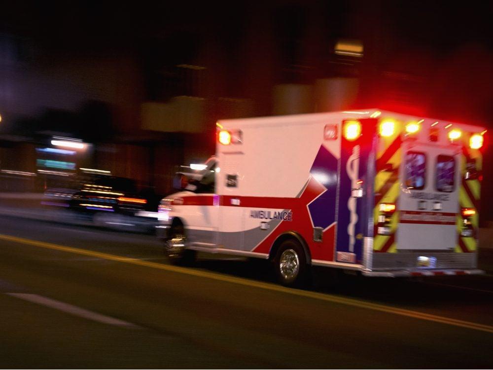 13 things paramedic ambulance